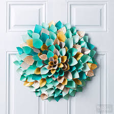 Easter Decorations Wreath by Easter And Spring Door Decorations