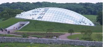 Botanical Gardens Wales Gustafson Porter National Botanic Garden Wales 010 парки мира