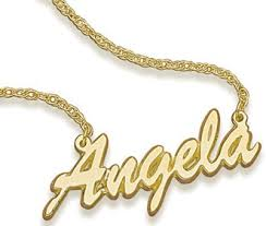 gold necklace types images 9 different types of name necklaces for women and men jpg