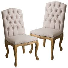 Tufted Dining Chair Set Best 25 Tufted Dining Chairs Ideas On Pinterest Gray With Regard