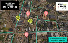 Ball State Parking Map by Directions And Parking Two River Theater