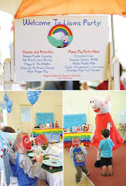playful u0026 sunny peppa pig themed birthday party hostess