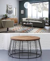 Diy Round Coffee Table by 1165 Best Coffee End And Sofa Tables Images On Pinterest Sofa