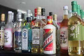 Favorito Banco de imagens : Coquetel, Barra, Saquê, Gin, garrafas, Bombay  #FY14
