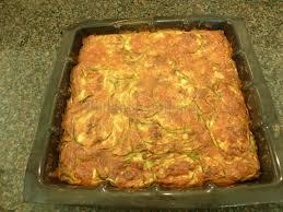 cuisiner la veille pour le lendemain gâteau invisible aux courgettes philandcocuisine