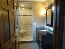 Bathroom Designs With Walk In Shower by Walk In Shower Master Bathroom Photos Mcfarland Wi