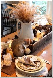 17 thanksgiving tablescapes tip junkie