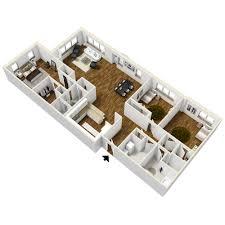 Digital Floor Plan by Floor Plans U2014 Riversedge