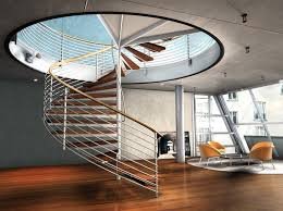 decorations incredible modern spiral staircase designs with cool