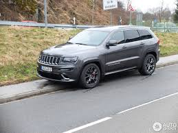 jeep grand cherokee gray jeep grand cherokee srt 8 2013 26 march 2015 autogespot