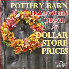 Pottery Barn Halloween Decorations 6 Pottery Barn Halloween Decoration Ideas At Dollar Store Prices