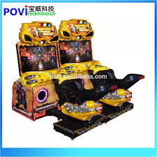 simulator super bike racing electronic game machines for game room