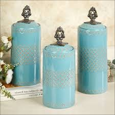 martha stewart kitchen canisters blue kitchen canister sets photogiraffe me
