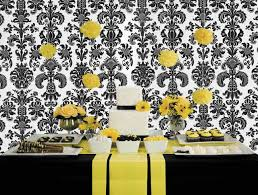 Black And White Candy Buffet Ideas by 23 Best Honey Bee Candy Table Images On Pinterest Candy Table
