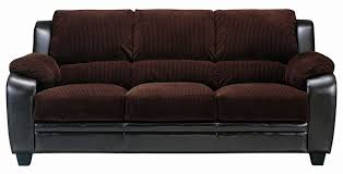 Corduroy Loveseat Monika Chocolate Corduroy Sofa By Coaster 502811