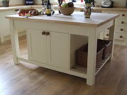 freestanding kitchen islands painted kitchen islands