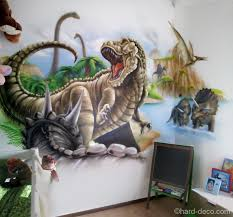 chambre dinosaure deco chambre dinosaure visuel 7