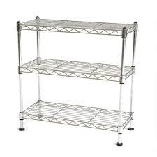 3 tier kitchen cabinet organizer seville classics ultrazinc steel mini 3 tier shelf organizer free
