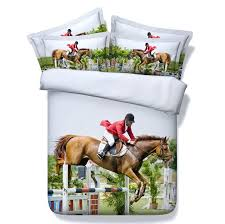 Horse Comforter Twin Horse Quilts Bedding U2013 Co Nnect Me