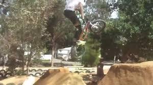 woodside bmx track pt 2 youtube
