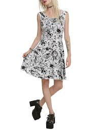 the nightmare before character collage dress topic