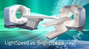 ge lightspeed ct vs brightspeed ct the main differences