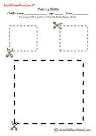 53 best pre k cutting u0026 tracing worksheets images on pinterest