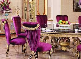 dining room lavender dining room with purple dining room chairs