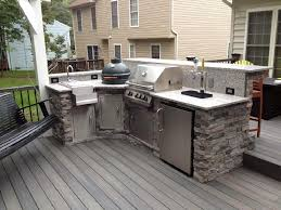how to build an outdoor kitchen island cabinet how to build outdoor kitchen island click to deck