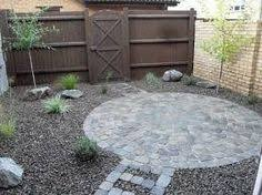 Small Garden Landscaping Ideas This Is A Low Maintenance Garden With Only Small Lawn To Maintain
