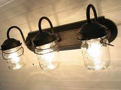 mason jar ceiling light ring of hanging quarts by lampgoods