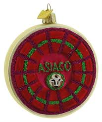 wine cheese ornaments traditions