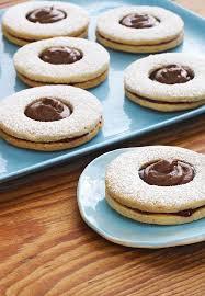 155 best linzer cookies images on pinterest linzer cookies