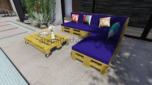 Make A Sofa by 23 Diy Pallet Patio Furniture Projects To Get Your Hands Dirty With