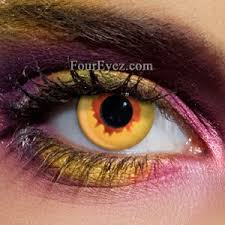 14 vampire halloween contact lenses images