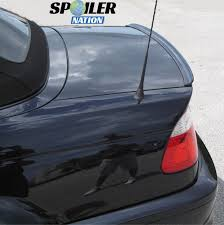 2000 2006 bmw 3 series convertible m3 style rear lip spoiler