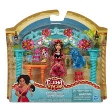 amazon com disney elena of avalor celebration collection toys