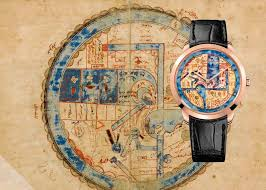 World Map Watch Chamber Of Wonders Three New Girard Perregaux Watches Depict