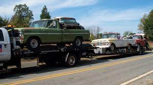 Classic Ford Truck Information - flashback f100 u0026 39 s new arrivals of whole trucks parts trucks