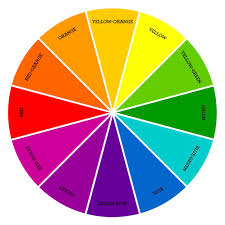 complementary colors color theory using split complementary colors make it from your heart