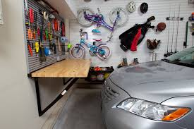 garage workshop ideas for creating a versatile and organized space