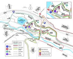 Vail Colorado Map by Public Parking Avon Co Official Website