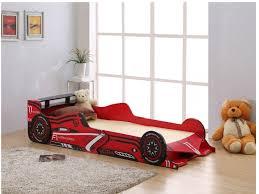 chambre enfant formule 1 lit voiture formule 1 90x190cm leds option matelas