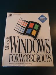 microsoft windows for workgroups 3 11