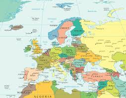 Europe Map 1914 Europe Political Map 3 U2022 Mapsof Net