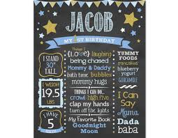 twinkle twinkle party supplies twinkle twinkle birthday chalkboard boy