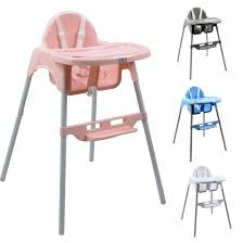 siege haute bébé chaise haute bébé réglable hauteur et tablette délice