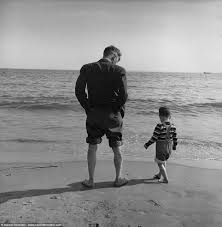 photographer harold feinstein shares pictures of dads and their
