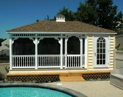 vinyl rectangle pool houses style vinyl rectangle pool houses