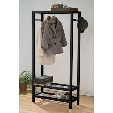 maeve clothing acme furniture maeve 31 w garment rack reviews wayfair